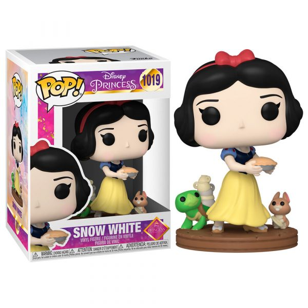Figura POP Disney Ultimate Princess Blancanieves