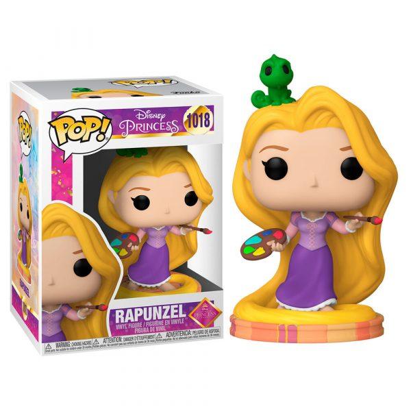 Figura POP Disney Ultimate Princess Rapunzel