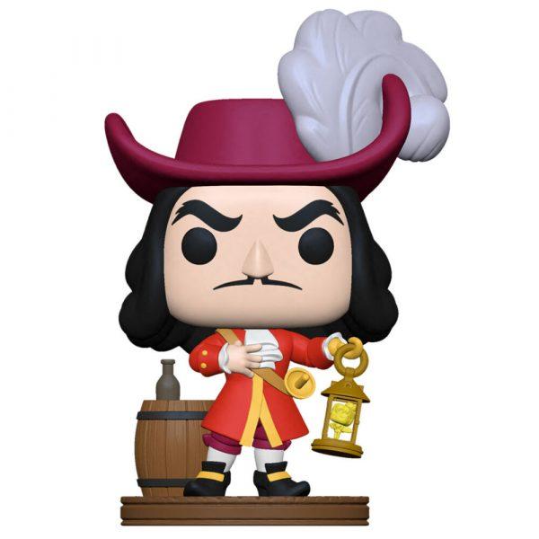 Figura POP Disney Villains Captain Hook