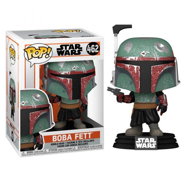Figura POP Star Wars Mandalorian Boba Fett