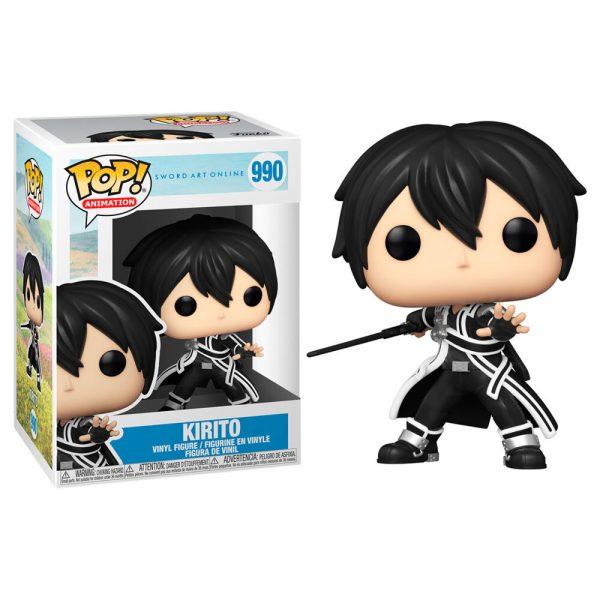 Figura POP Sword Art Online Kirito