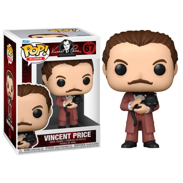 Figura POP Vincent Price Horror