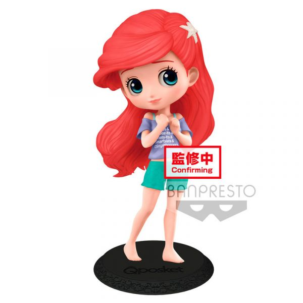 Figura Ariel Avatar Style Disney Q Posket B 14cm