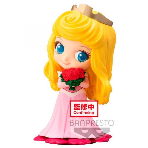 Figura Aurora La Bella Durmiente Disney Q Posket B 10cm