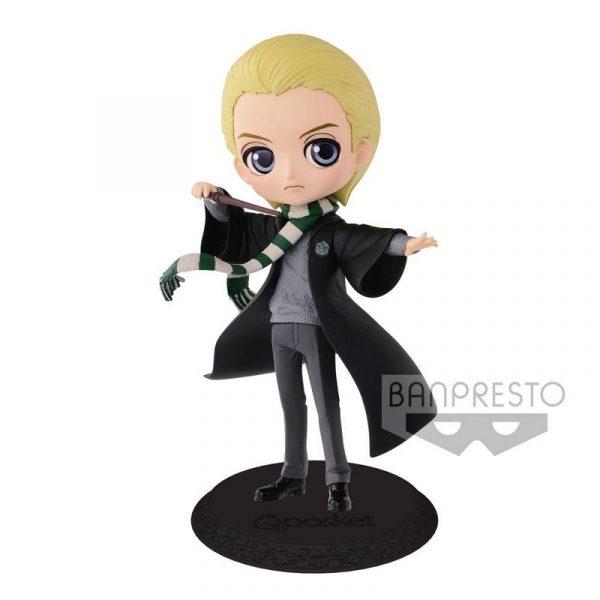 Figura Draco Malfoy Harry Potter Q Posket A 14cm