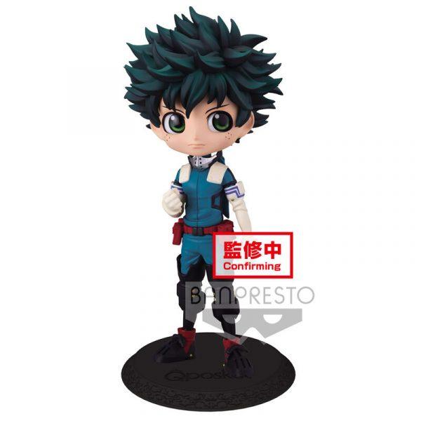 Figura Izuku Midoriya My Hero Academia Q Posket A 14cm