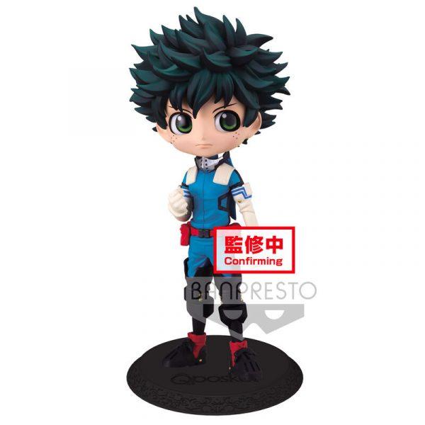 Figura Izuku Midoriya My Hero Academia Q Posket B 14cm