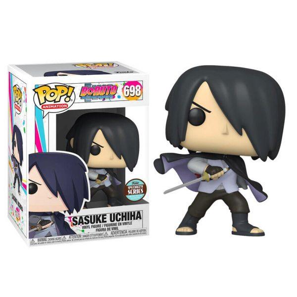Figura POP Boruto Sasuke Uchiha Exclusive