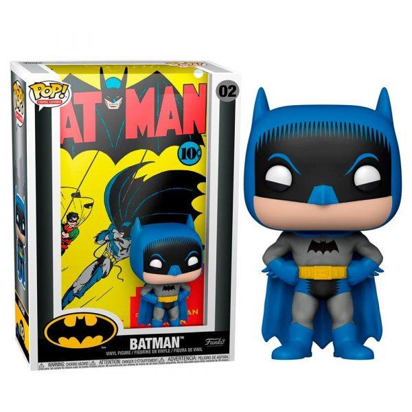 Figura POP Comic Cover DC Comics Batman