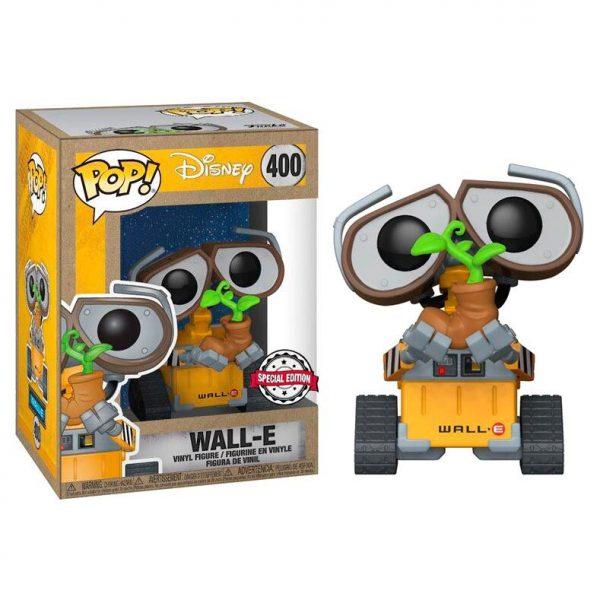 Figura POP Disney Earth day Wall-E Exclusive