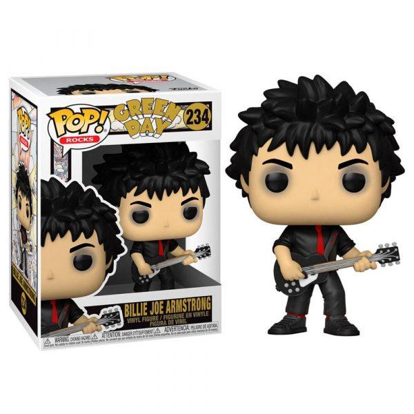 Figura POP Green Day Billie Joe Armstrong