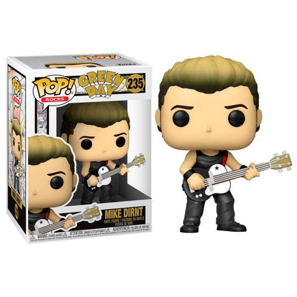 Figura POP Green Day Mike Dirnt