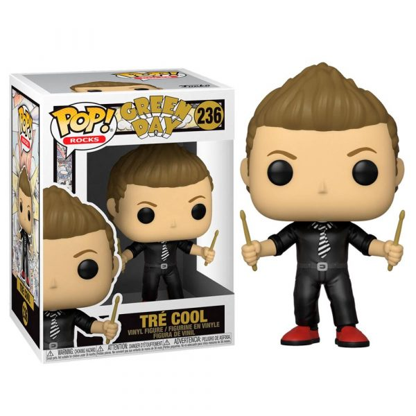 Figura POP Green Day Tre Cool