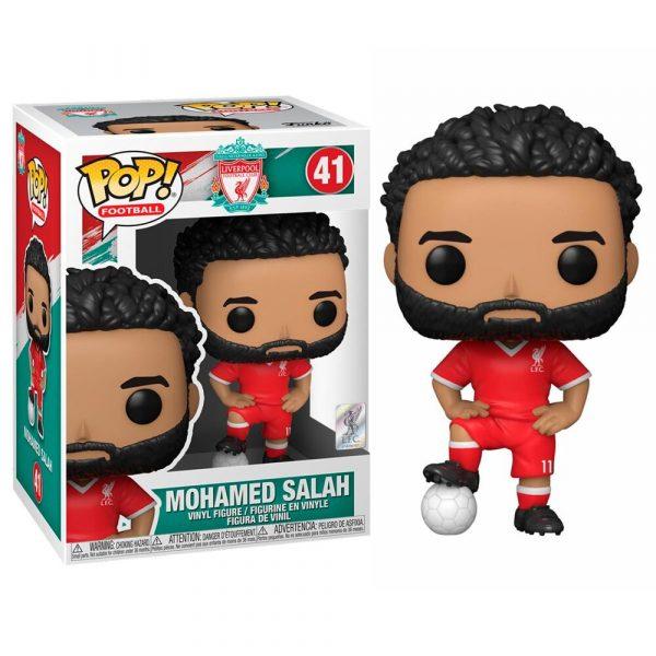 Figura POP Liverpool Mohamed Salah