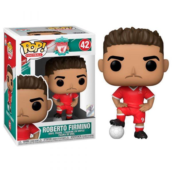 Figura POP Liverpool Roberto Firmino