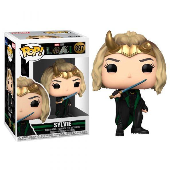 Figura POP Marvel Loki Sylvie