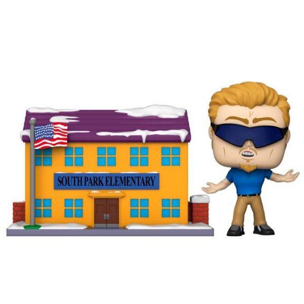 Figura POP South Park - South Park Elementary with PC Principal