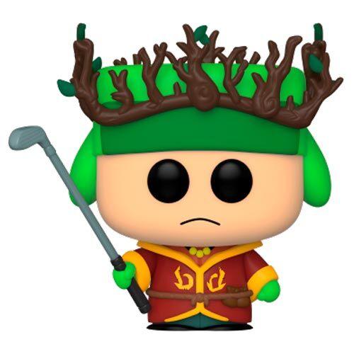 Figura POP South Park Stick Of Truth High Elf King Kyle