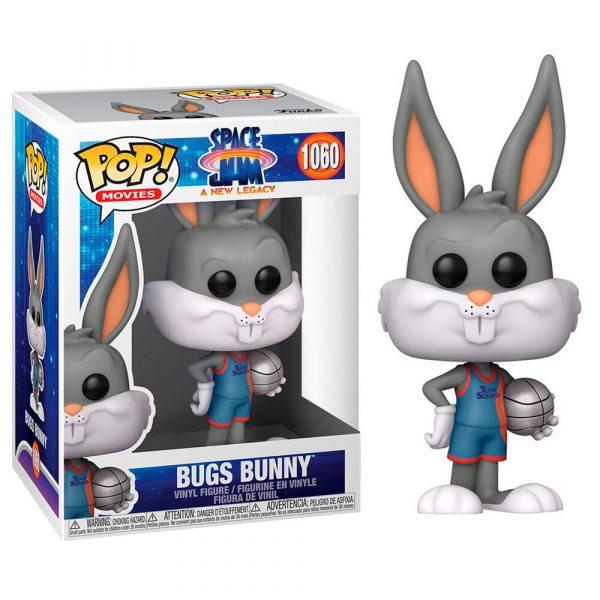 Figura POP Space Jam 2 Bugs Bunny