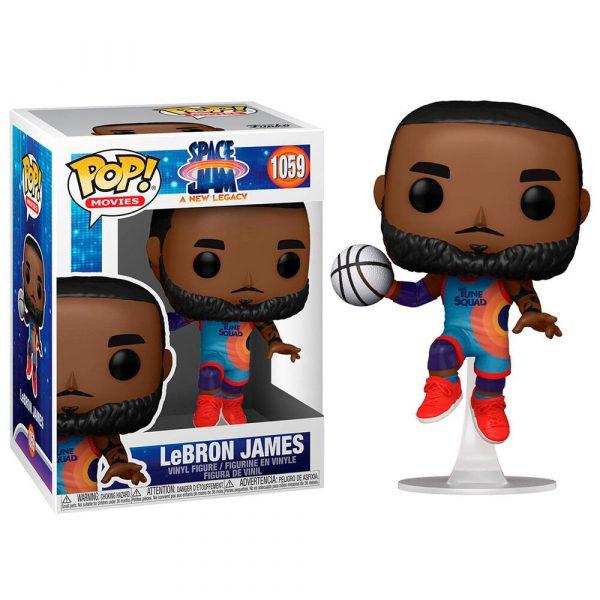 Figura POP Space Jam 2 LeBron James