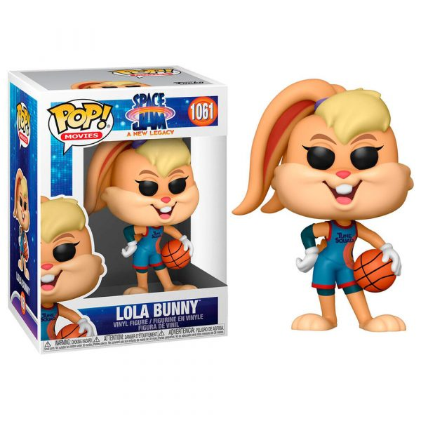 Figura POP Space Jam 2 Lola Bunny