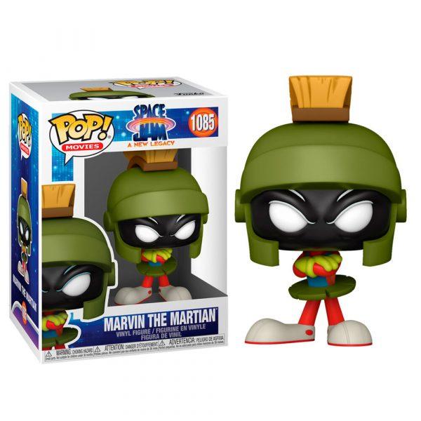Figura POP Space Jam 2 Marvin the Martian