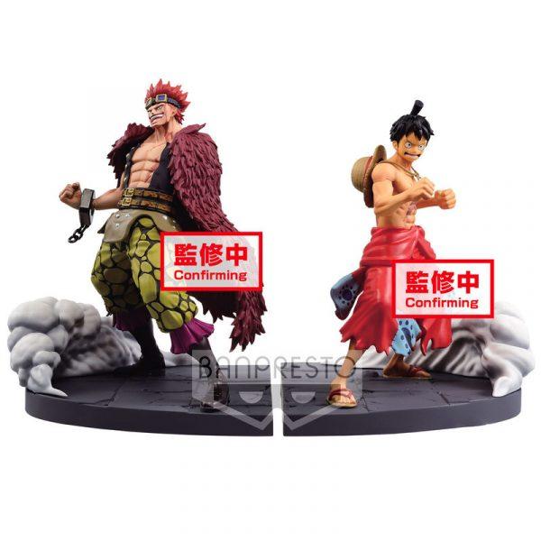 Figura Worst Generation vol. 2 Log File Selection One Piece 15cm