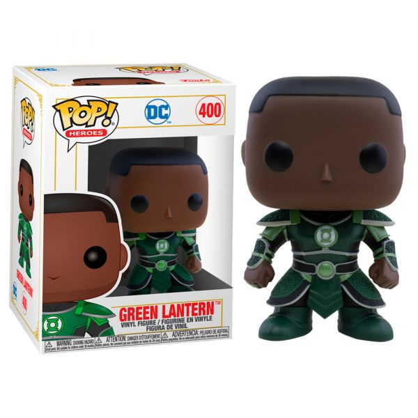 Figura POP DC Comics Imperial Palace Green Lantern