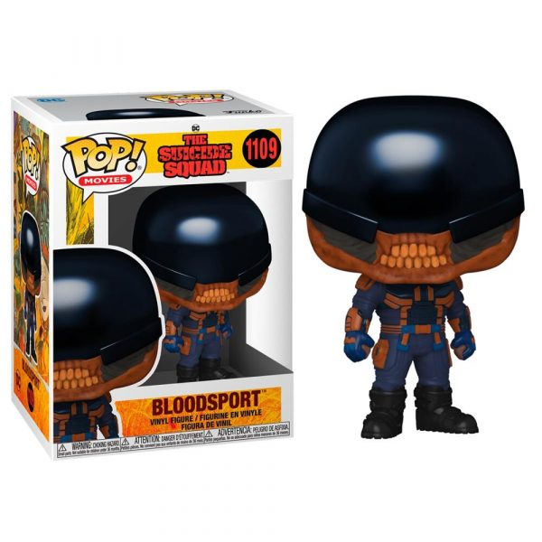 Figura POP DC The Suicide Squad Bloodsport