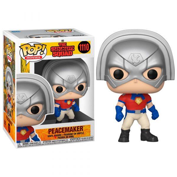 Figura POP DC The Suicide Squad Peacemaker