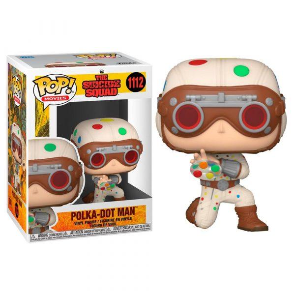 Figura POP DC The Suicide Squad Polka-Dot Man