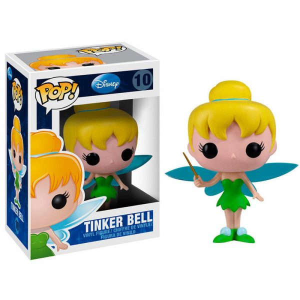 Figura POP Disney Campanilla Tinker Bell