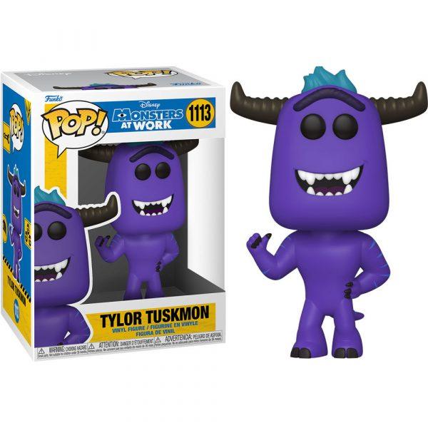 Figura POP Disney Monsters at Work Tylor Tuskmon