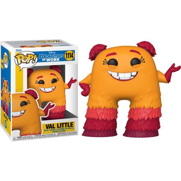 Figura POP Disney Monsters at Work Val Little