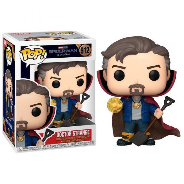 Figura POP Marvel Spiderman No Way Home Doctor Strange
