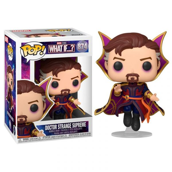 Figura POP Marvel What If Doctor Strange Supreme