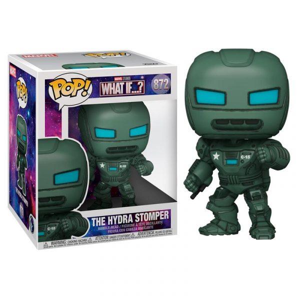 Figura POP Marvel What If Hydra Stomper
