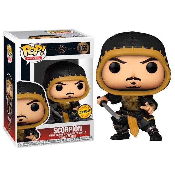 Figura POP Mortal Kombat Scorpion Chase