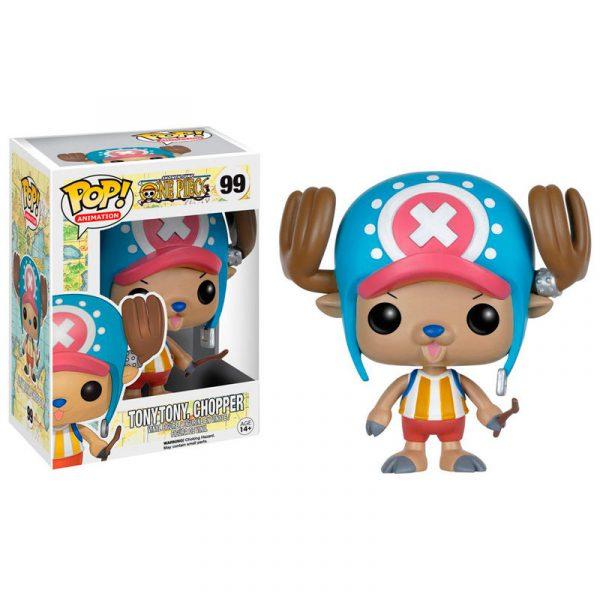 Figura POP One Piece Tony Tony Chopper