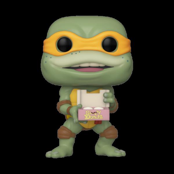 Figura POP Tortugas Ninja 2 Michaelangelo