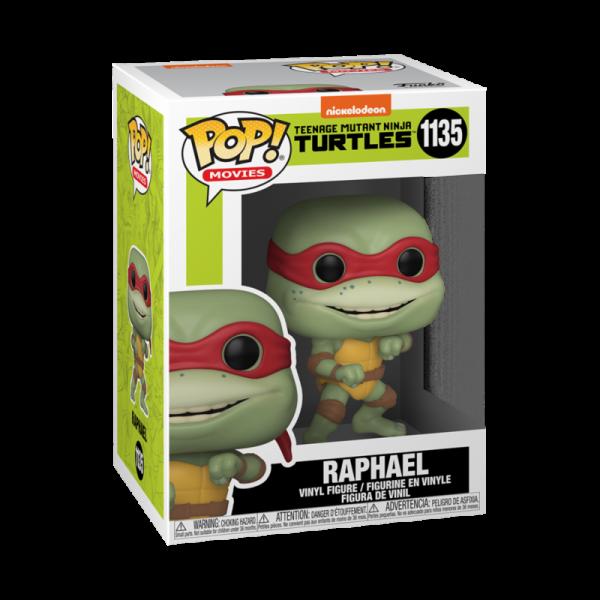 Figura POP Tortugas Ninja 2 Raphael