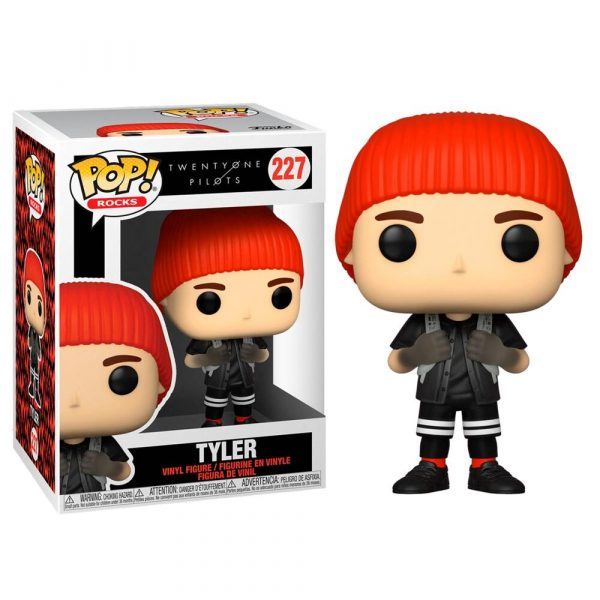 Figura POP Twenty One Pilots Stressed Out Tyler Joseph