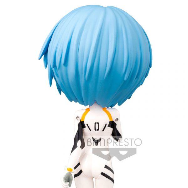 Figura Rei Ayanami Evangelion Movie Q Posket A 14cm