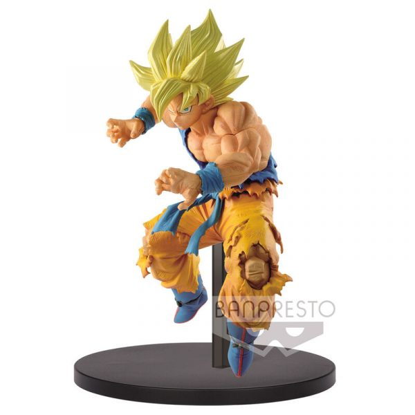 Figura Super Saiyan Son Goku Dragon Ball Super Son Goku Fes!! vol.13 15cm