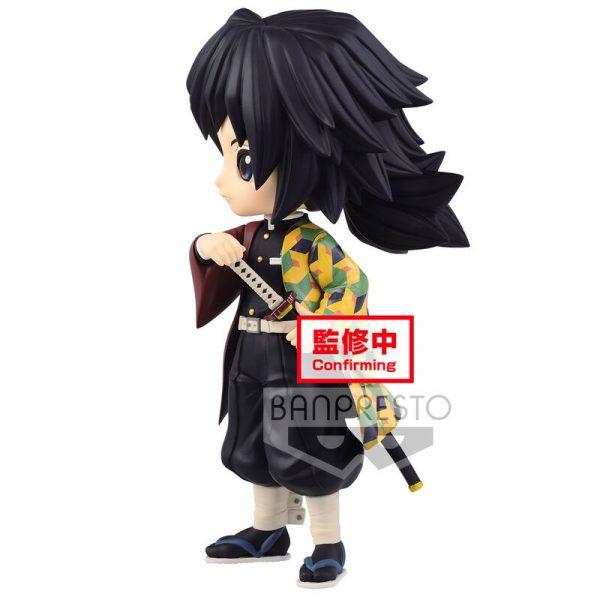 Figura Giyu Tomioka Demon Slayer: Kimetsu no Yaiba Q Posket 14cm