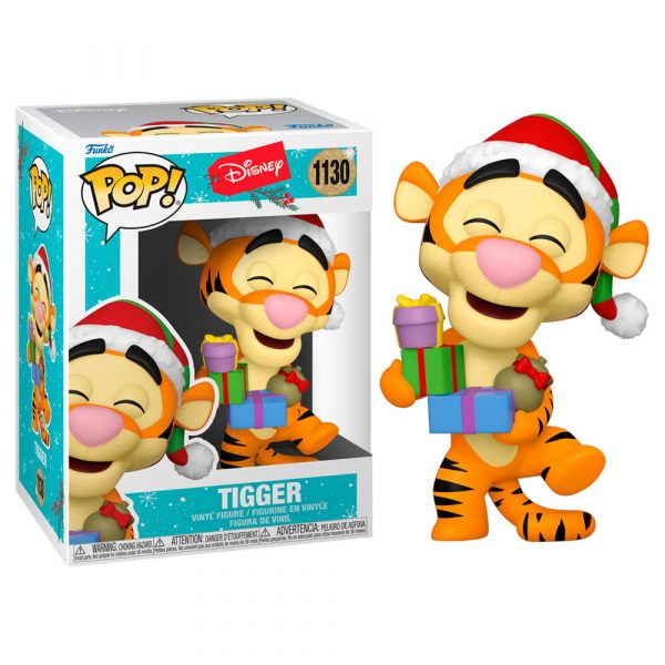 Figura POP Disney Holiday Tigger