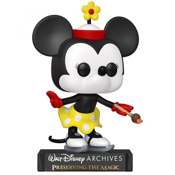 Figura POP Disney Minnie Mouse Minnie on Ice 1935