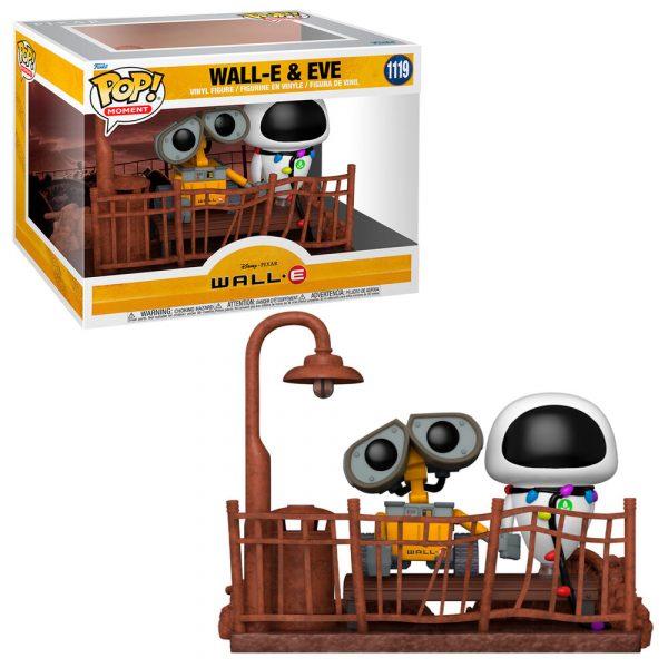 Figura POP Disney Wall-E - Wall-E & Eve