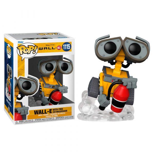 Figura POP Disney Wall-E - Wall-E with Fire Extinguisher