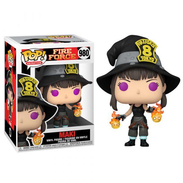 Figura POP Fire Force Maki